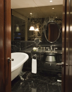 Muse hotel Bathroom